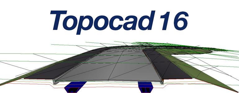 Topocad 16